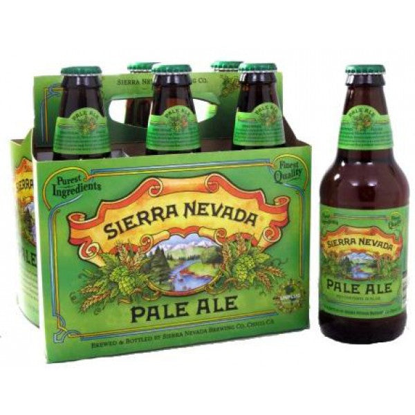 Sierra Nevada Brewing Pale Ale 6pck (12oz)