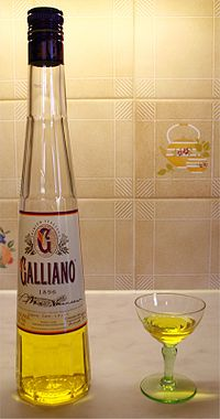 Galiano Liqueur (750ml)