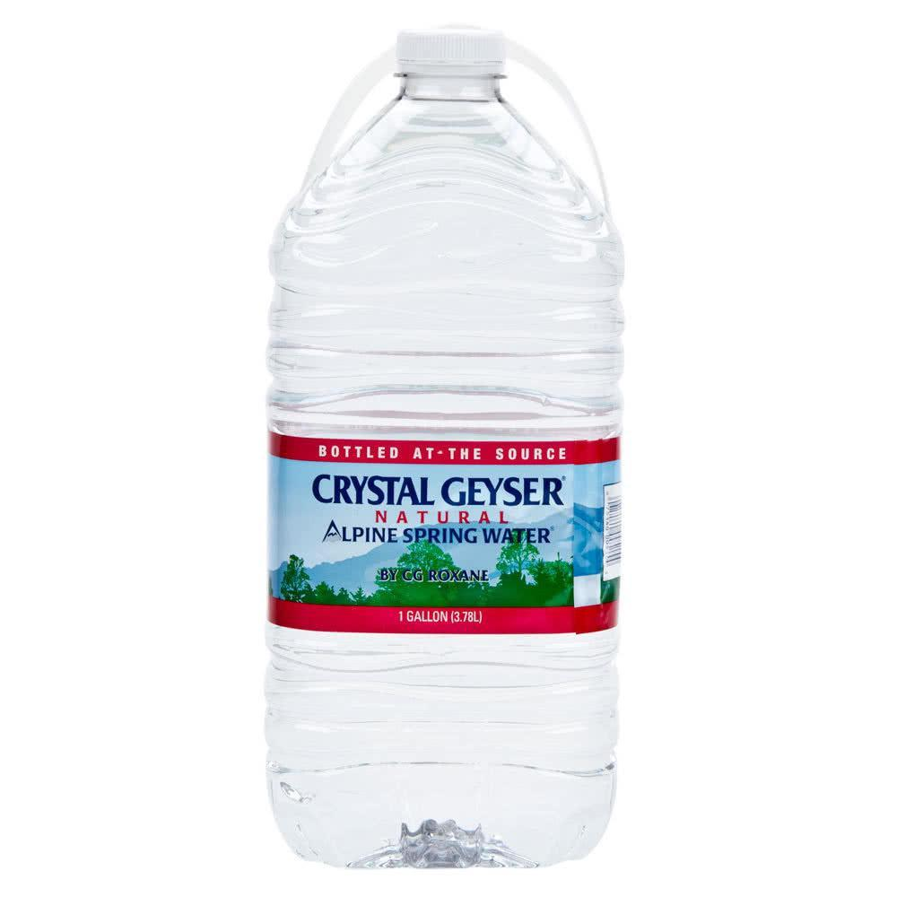 Crystal Geyser Natural Spring Water (1 Gal)