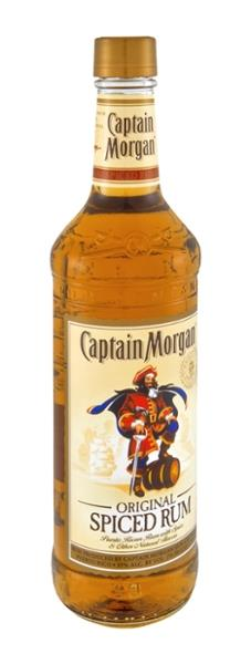 Captain Morgan Original Spiced Rum (750ml)