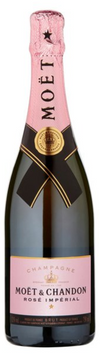 Moet & Chandon Imperial Rose Champagne NV (750ml)