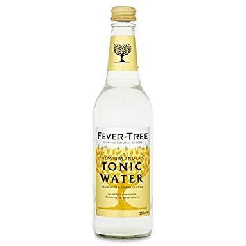 Fever Tree Premium Indian Tonic Water (500ml)