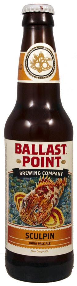 Ballast Point Sculpin IPA 6pck (12oz)