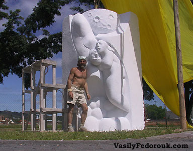 Vasily Fedorouk Tribute ~ Sculptor Ukraine and USA