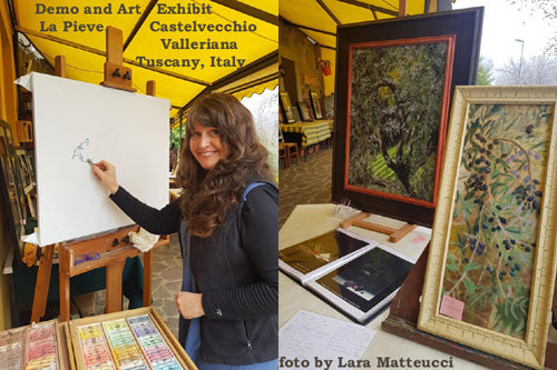 Borsheim Art News - USA Art Tour, Luminosity, Unison, Art Exhibits