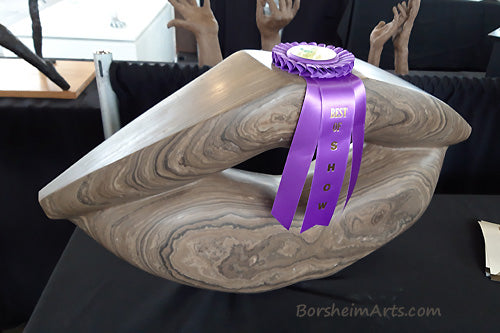 Borsheim Art News ~ Gemini and Sculpture in USA, THANK YOU!