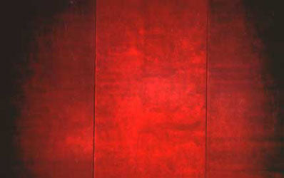 Tryptich painting by Mark Rothko