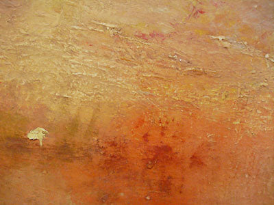"""Sun Setting Over a Lake"" (detail 1) c. 1840 91 x 123 cm oil painting by JMW Turner"
