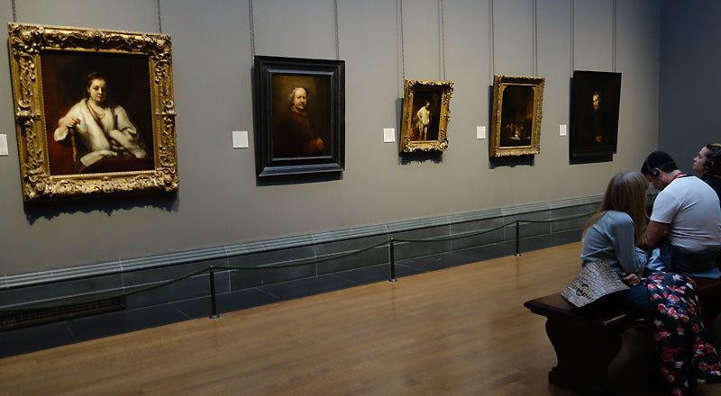 Rembrandt and Rubens National Gallery London Museum