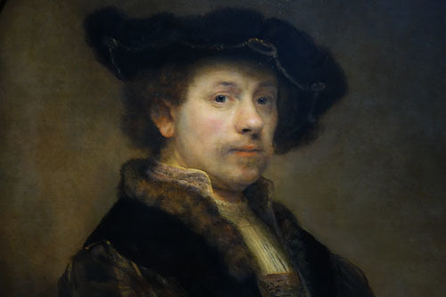 Art Lessons from Rembrandt Compare Paintings National Gallery London Museum