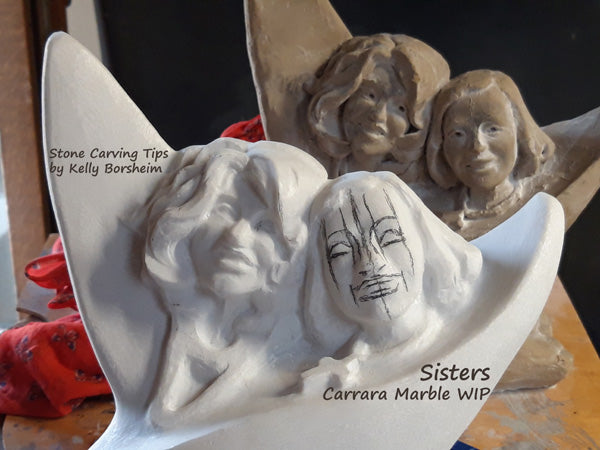 Instructional Video on Marble Carving by Kelly Borsheim
