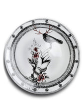 Load image into Gallery viewer, Dragana Adamov Collection Plate Bird on Hand Collector Plate Designer Plate