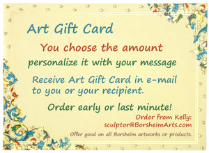 Gift Certificate for Art, Prints, or Art on Products