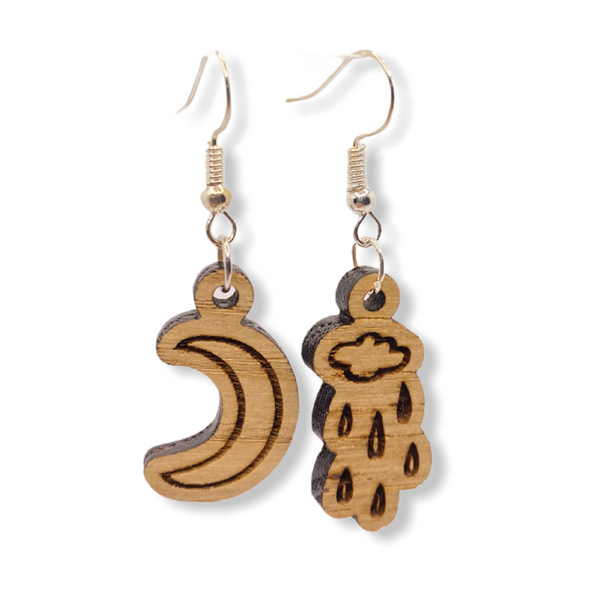 Weather Earrings