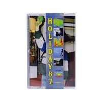 Limited Edition Holiday87 Album Cassette PREORDER