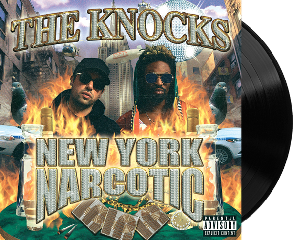 New York Narcotic Vinyl