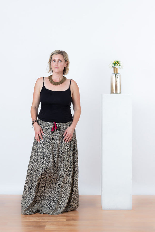 Cosmina Earth Skirt