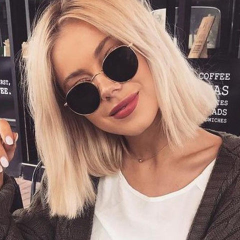 Round Sunglasses 🖤