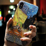 Van Gogh Cases for iPhone 🌙✨