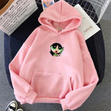 Cartoon Oversized Hoodie 💗