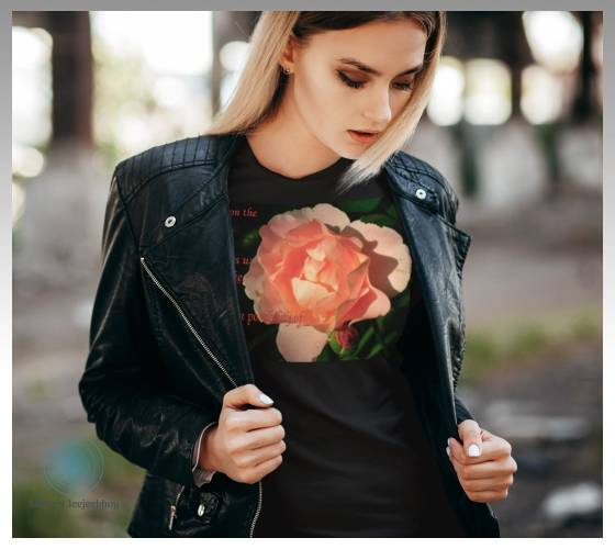 The Morning Rose T-Shirt