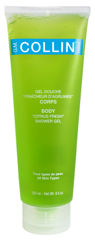 Gm collin citrus fresh body shower gel