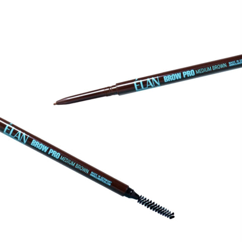 Elan Micromatic powder eyebrow pencil medium brown