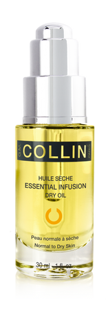 gm collin essential infusion dry oil