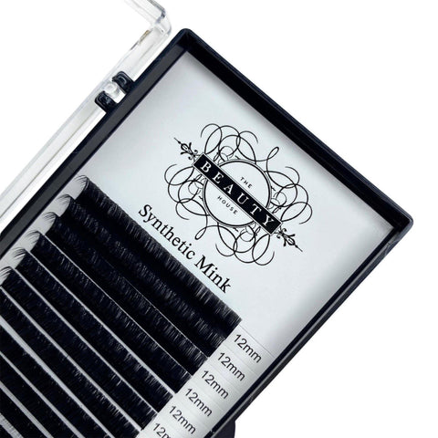 Eyelash extensions lash tray