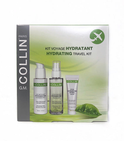 gm collin hydrating travel kit