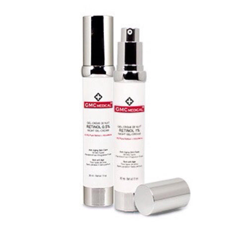 GMC Medical Retinol 1% Night Gel-Cream  30ml