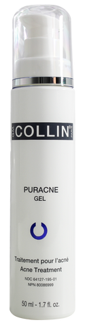 gm collin pure acne gel