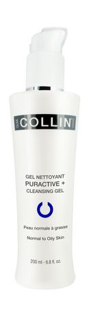 gm collin pureactive cleansing gel