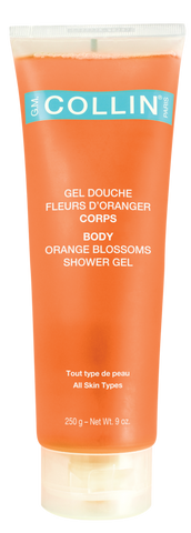 gm collin orange blossom shower gel