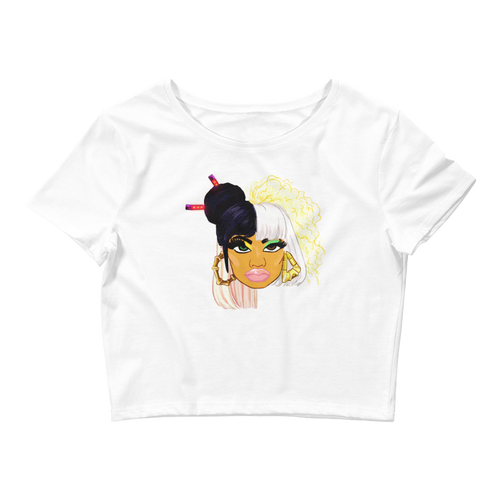 MINAJ Crop Top