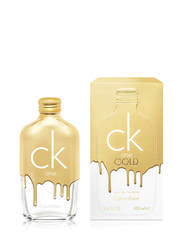 CK ONE Gold Limited Edition EDT (Unisex) 100ml