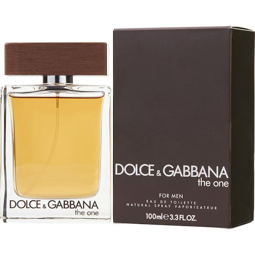 D&G The One  for Men EDT  100 ml