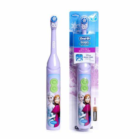 Oral B kids toothbrush - Frozen