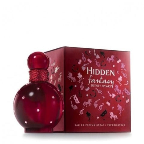 Britney Spears - Hidden Fantasy EDP