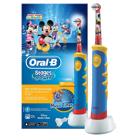 Oral B - Kids Electric Toothbrush