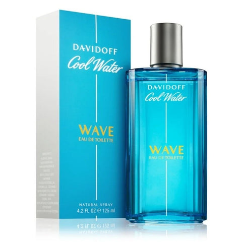 Davidoff Coolwater Wave Men Edt 125ml