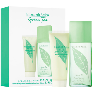 Elizabeth Arden Green Tea Scent  Gift Set