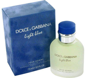 D&G - Light Blue Edt For Men