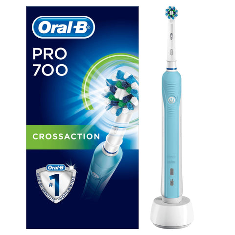 Oral B - Pro 700 Cross action