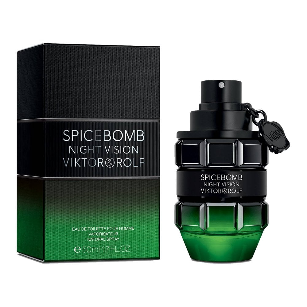 V&R Spicebomb Night vision Edt 50ml Men