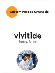 Custom Peptide Synthesis