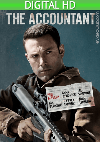 The Accountant HD