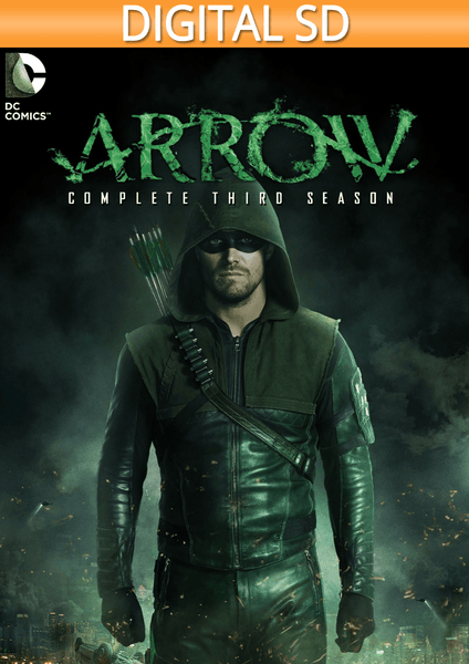 Arrow: Season 3 SD