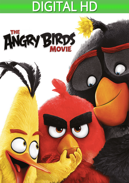 The Angry Birds Movie HD