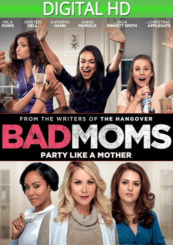 Bad Moms HD - eVideoClub